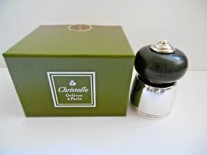 LOVELY CHRISTOFLE SILVER PLATED CHAMPAGNE WINE BOTTLE STOPPER