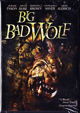 Big Bad Wolf (DVD, Widescreen 2007) NEW Sealed