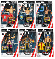 WWE Figures - Elite Series 57 - Mattel - Brand New - Boxed