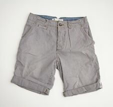 IMMACULATE mens 'NEXT' CHINO CHECK shorts size 30