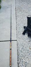 11ft Telescopic Musky Rod Muskie Catfish Northern Pike Saltwater Fishing Rod