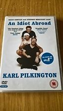 ORIGINAL R2 TELEVISION COMEDY DVD - AN IDIOT ABROAD SERIES 1