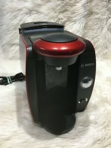 BOSCH coffee maker Tassimo 45 red FOR PARTS bsh