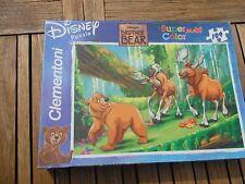 Puzzle Disney Frère des Ours - 104 pièces