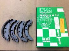 New  NJA Organic Relined Drum Brake Shoe Shoes B559