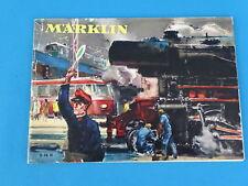 Marklin Katalogue 1956 NL