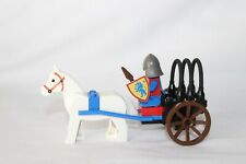 Lego Ritterburg Ritterkutsche 6016 Knight's Arsenal 80er Jahre