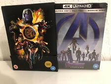 Coffret Avengers Endgame 4K Steelbook (Edition collector) avec VF