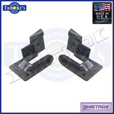 68-72 GM ABody U Shape Quarter Glass Door Jamb Pillar Weatherstrip Seal USA Made