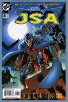 JSA #8 2000 Geoff Jones Michael Bair DC Comics
