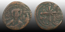Anonymous Follis (Nicephorus Iii) depicting Jesus, 1078-1081 Constantinople mint