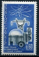 STAMP / TIMBRE FRANCE NEUF LUXE ** N° 1462 ** ENERGIE ATOMIQUE