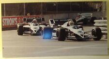 Parmalat  - Detroit Grand Prix Photo