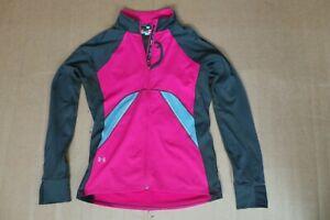 Womens Under Armour Coldgear Running Jacket Size Medium