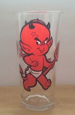 PEPSI COLLECTOR SERIES HARVEY CARTOONS GLASS HOT STUFF