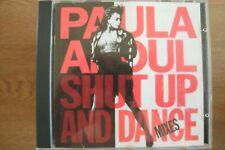 Paula Abdul - Shut Up And Dance (CD) . FREE UK P+P .............................