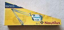 *New* Natilus Chrome Fluorescent Magnifier Task Lamp