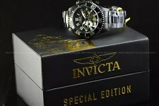 Invicta 47mm Disney Limited Ed. Micky Mouse 90th Anniversary Chrono Black Watch