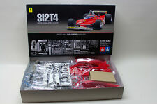 TAMIYA  1:12 Ferrari 312T4 BIG SCALE SERIES With ETCHED PARTS INCLUDED