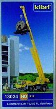crane 1/87 KIBRI 13024 KIT LIEBHERR LTM 1030/2 FL GRÚA MÓBIL  NEW BOX