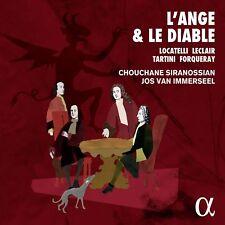 L'Ange Et Le Diable: Music for Vilon & Harpsichord, New Music