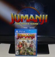 Jumanji The Video Game PS4 PlayStation 4 Tested SAME DAY SHIPPING