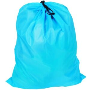 Heavy Duty Laundry Bag Sack+Extra Large With Drawstring Commercial Style Durable