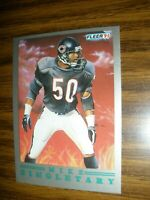 1991 Fleer Pro Visions Insert #4 Mike Singletary Chicago Bears NrMt