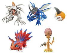 Bandai Digimon Digital Monster Figure Capsule Collection 5 Gashapon set 5 pcs