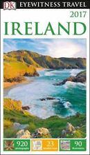DK Eyewitness Travel Guide Ireland-ExLibrary