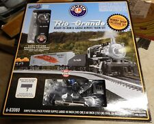 LIONEL 6-83080 RIO GRANDE TRAIN SET HOBBY EXCLUSIVE NEW IN BOX O SCALE LQQK RARE