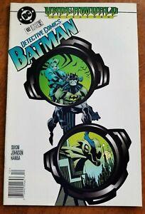 BATMAN DETECTIVE COMICS #692 DC COMICS  1 BOOK  COMIC LOT
