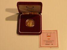 GOLDMÜNZE WIENER KONGRESS 1994, 500 SCHILLING, 986/1000 FEINGEHALT, Gedenkmünze