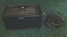 """RCA 1.2"""" dual alarm clock radio RCR8632i5 (for iPhone 5)"""