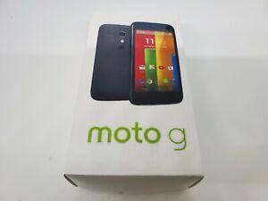 Motorola Moto G (3rd Generation) 8GB - Black - Global GSM Unlocked XT1540 - New