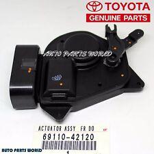 GENUINE TOYOTA 2001-2005 RAV4 RH PASSENGER FRONT DOOR LOCK ACTUATOR 69110-42120