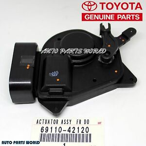 Liftgate Lock Actuator For 2000-2005 Toyota RAV4 2002 2001 2003 2004 Dorman