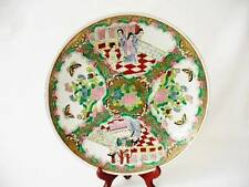 Porcelain/ Pottery Primary Plate/Tray Asian Antiques