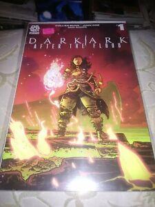 Dark Ark: After The Flood #1B, Aftershock, 10 Copy Incentive, NM, 2019