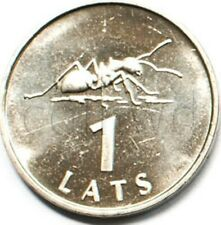 Latvia 1 lat 2003 Ant UNC (#1469)