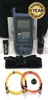 EXFO EPM-100 FiberBasix SM MM Fiber Power Meter EPM-102 EPM 100 102