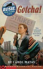 Rosie in New York City : Gotcha! by Carol Matas (2003, Paperback)