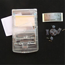 Clear White Crystal Full Housing Shell for Nintendo Game boy Color GBC QWHXN