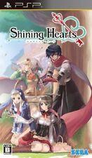 USED Shining Hearts japan import Sony PSP