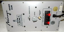 Mirage nanosub plate amp