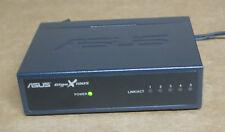 Asus GigaX 1005/G 10/100 MB/s 5 porte Ethernet Desktop Switch Attrezzature per ufficio