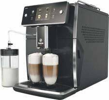 Saeco SM7680/00 XELSIS coffee espresso super automatic machine black