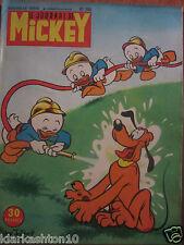 Le Journal de Mickey Nouvelle Série N°208