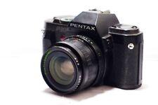 Pentax P30  35mm SLR Film Camera  Black with 28mm lens