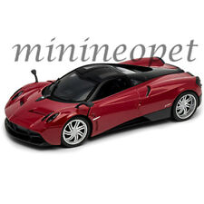 WELLY 24088 PAGANI HUAYRA 1/24 DIECAST MODEL CAR RED